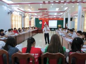 Bắc Kạn: Tập huấn kỹ năng tuyên truyền, vận động hiến máu tình nguyện