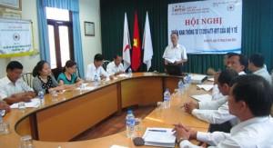 Hội Chữ thập đỏ tỉnh Quảng Trị triển khai Thông tư về hoạt động các trạm, điểm sơ cấp cứu Chữ thập đỏ
