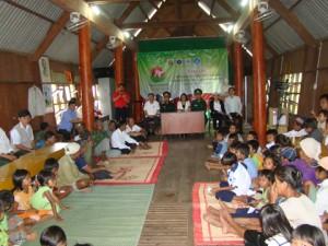 Đắk Lắk: Ra quân khám,chữa bệnh nhân đạo cho 9.000 người nghèo vùng biên giới