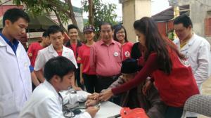 Lạng Sơn: Hơn 400 người được khám, chữa bệnh nhân đạo