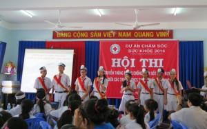 Khánh Hòa: Hội thi truyền thông phòng chống sốt xuất huyết trong trường học