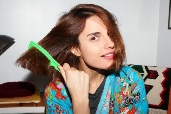 10 dấu hiệu cho thấy mái tóc bạn đang bị hư tổn