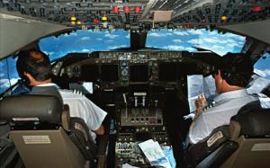 Ít du khách biết về nghề phi công