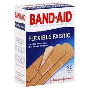 Băng cá nhân Band Aid Fabric
