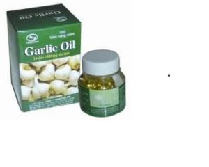 Dầu Garlic Oil Tue Linh