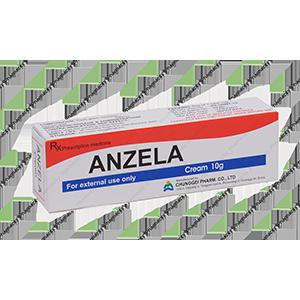 Kem trị sẹo Anzela