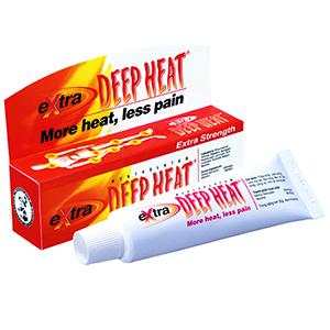 Kem xoa Extra Deep Heat