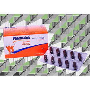 Pharmaton Capsules Vitality