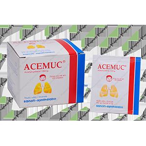 Thuốc Acemuc kid 100mg