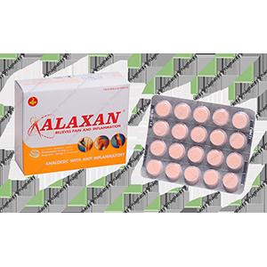 Thuốc Alaxan