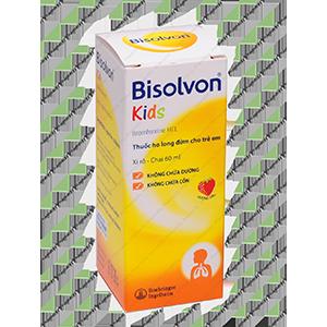 Thuốc Bisolvon siro