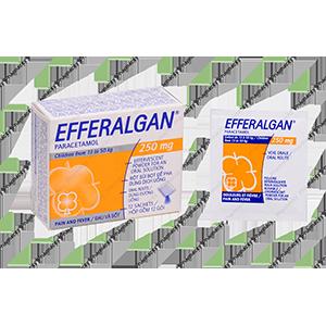 Thuốc Efferalgan 250mg