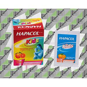 Thuốc Hapacol 150mg Kids