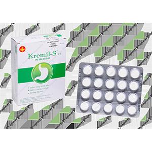 Thuốc Kremil-S