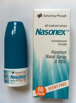 Thuốc Nasonex Aqueous Nasal Spr 50mcg