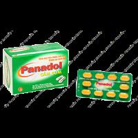 thuốc trị cảm cúm panadol