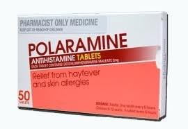 Thuốc Polaramine Tabs 2mg