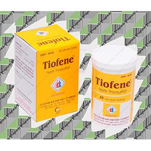 Thuốc Tiofene