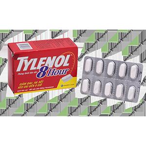 Thuốc Tylenol 8 Giờ