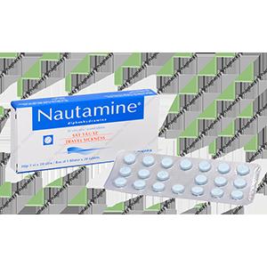 Thuốc Say Tàu Xe Nautamine