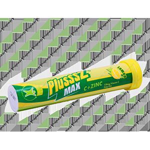Viên sủi Plusssz Max Vitamin C
