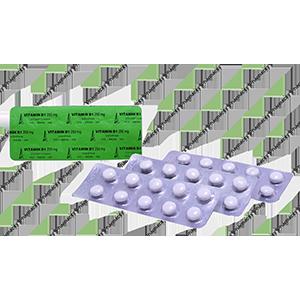 Vitamin B1 250mg