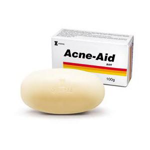 Xà phòng Acne-Aid Bar 100g
