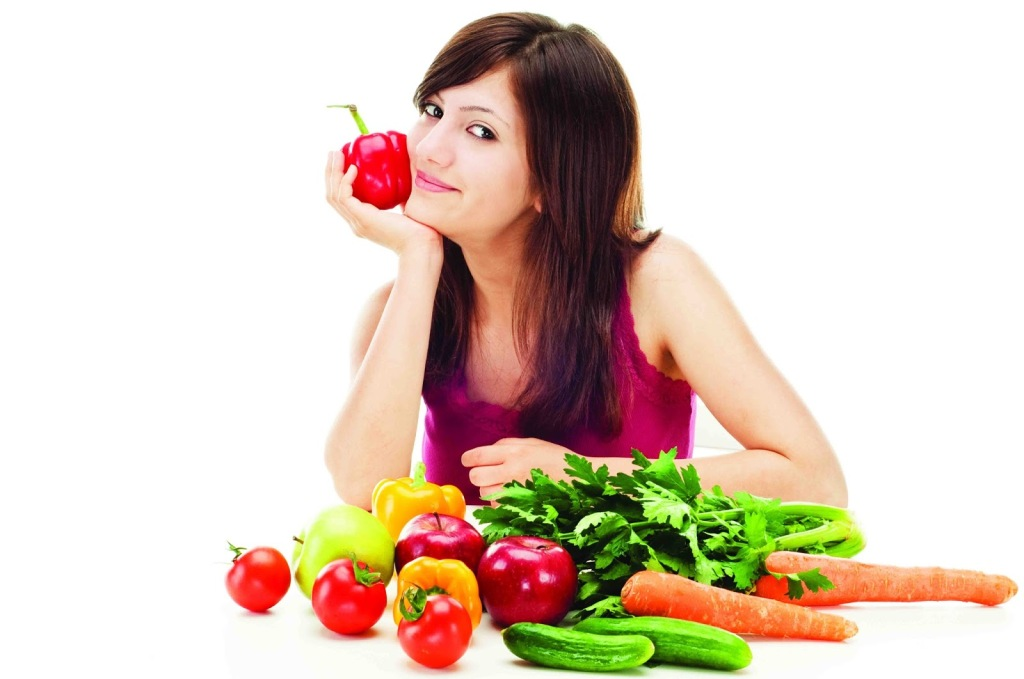 Cách giảm cân với các loại rau trong cuộc sống thường ngày