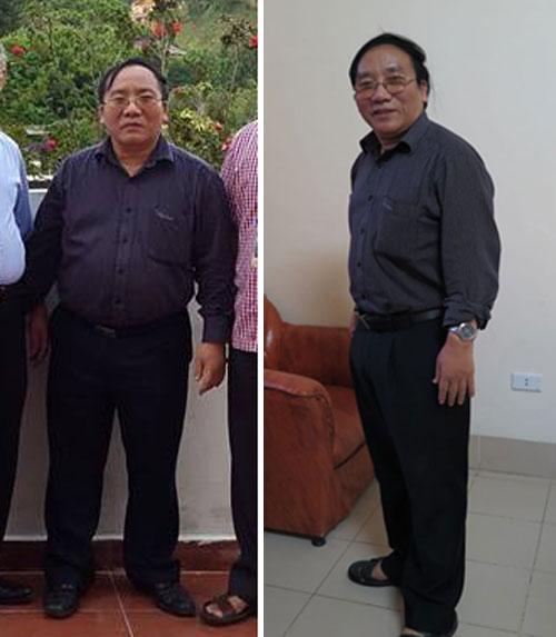 Cách giảm cân của Trần Đăng Khoa