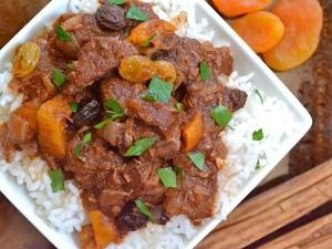 Cách làm cơm trộn sốt thịt bò Morocco thơm ngon khó cưỡng