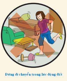 Những kỹ năng giúp chúng ta sống sót khi có động đất