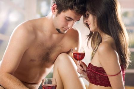 Rượu thuốc và sức khỏe tình dục