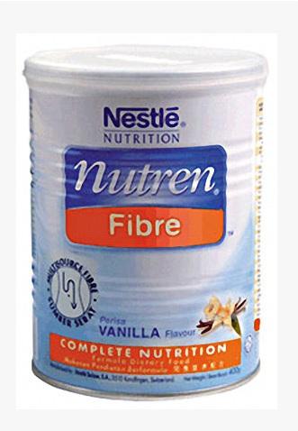Sữa nutren fibre có tốt không ?