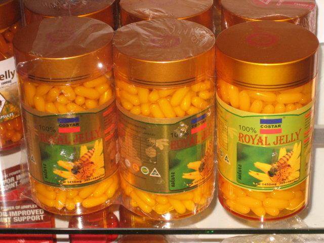 Tác dụng của sữa ong chúa costar và cách dùng
