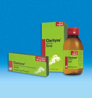 Thuốc Clarityne Syr 60ml