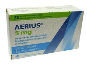 Thuốc Aerius Tab 5mg