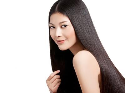 Bí quyết dưỡng cho tóc thẳng
