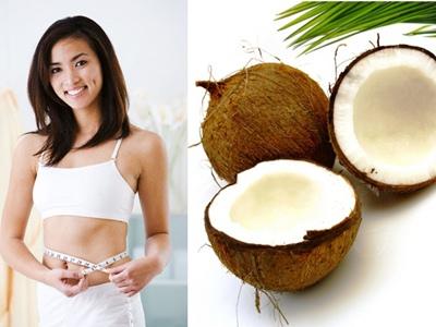 Image result for Dầu dừa giúp cho bạn giảm cân hiệu quả