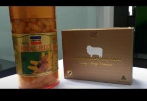 Sữa ong chúa costar royal jelly 2400mg