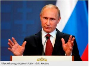 Putin tố Ukraine tội diệt chủng, Mỹ sẵn sàng trừng phạt Nga