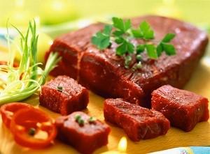 Prime Topside of Beef