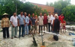 Bình Thuận: Chùa Huệ Đức làm từ thiện nhân đạo hơn 500 triệu đồng