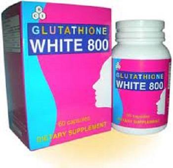 Glutathione White 800 và địa chỉ mua hàng uy tín