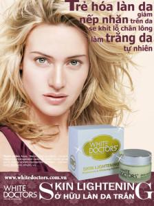 Kem White Doctors Skin Lightening