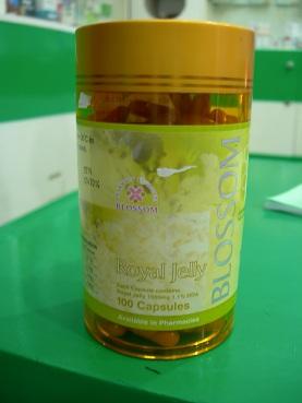 Sua ong chua Blossum