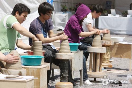 Hàn Quốc – Lễ hội tôn vinh tách trà truyền thống