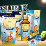 growsure enhanced cho trẻ biếng ăn