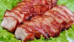 món thịt nướng