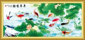 tranh chu thap_gia dinh thinh vuong, a310j, 138x72, 1265 (1)