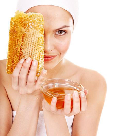 Tác dụng của mật ong đối với da và sức khỏe
